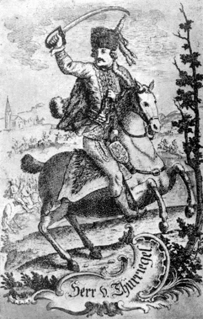 Grabado de J. K. von Thürriegel