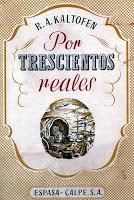 Ilustración novela Por trescientos reales